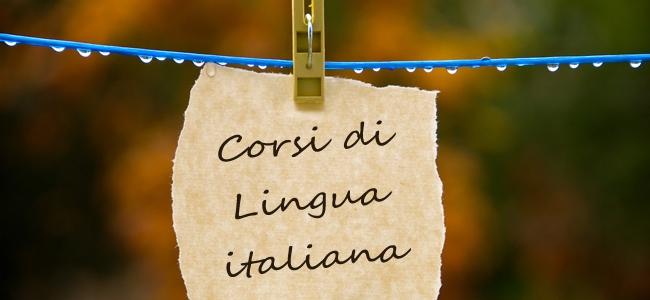 lingua italiana come programma di formazione culturale